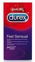 Durex Feel Sensual Condooms