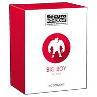 Big Boy Condoms - 100 Stuks (100stuks)