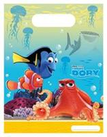 Disney 6 Plastic tasjes van Dory