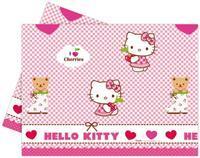 Hello kitty tafelkleed - 120x180 cm