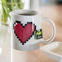 Morph Coffee Mug Heart