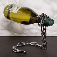 Pelegdesign Wijnfleshouder Drink up!