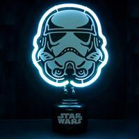 Dccomics Star Wars Neon Light Stormtrooper 17 x 24 cm