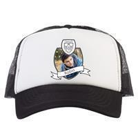 YourSurprise Trucker cap - Zwart/wit