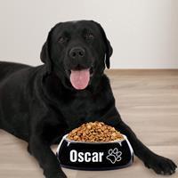 YourSurprise Hondenvoerbak - Zwart - 700 ml