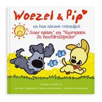 YourSurprise Boek met naam - Woezel en Pip tweelingeditie - boek (Hardcover)
