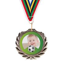 Medaille - Zilver