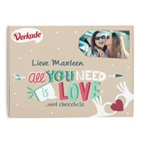 Verkade giftbox - All you need is love - 2 repen