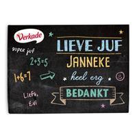Verkade giftbox - Juf / Meester - 2 repen