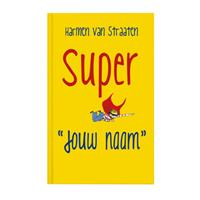 Boek met naam - Super Jan - Softcover