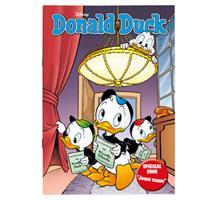 Tijdschrift met naam - Donald Duck - Rapport / Diploma