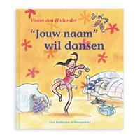 Boek met naam - Pip wil dansen - Softcover