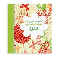 Boek met naam - Voor mijn allerliefste zus - Softcover