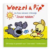 Boek - Woezel & Pip - Vriendje boek (Softcover)