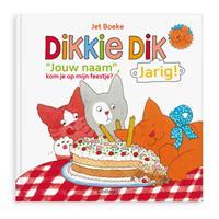 Boek met naam - Dikkie Dik - Hoera voor jou! - Softcover