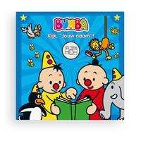 Boek met naam - Bumba Zoekboek