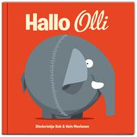Boek met naam - Hallo Olli - Hardcover