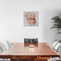 ChromaLuxe Fotopaneel (30x30 cm)