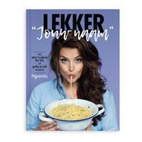 Boek met naam - Lekker Miljuschka kookboek - Softcover