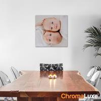 ChromaLuxe Fotopaneel - (40x40cm)