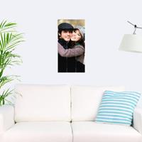 Foto op houten planken - 30 x 60 cm