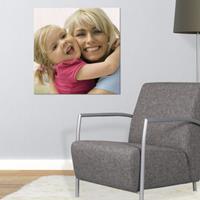 Foto op houten paneel - 60 x 60 cm