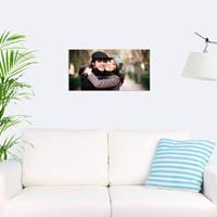Foto op houten planken - 60 x 30 cm