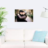 Foto op houten planken - 60 x cm
