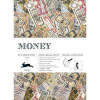 Cadeaupapier in een boekje - Geld