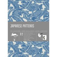 Cadeaupapier in een boekje - Japanse kunst