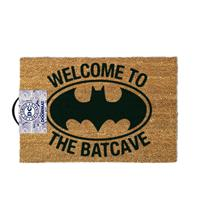 DC Comics Doormat Welcome To The Batcave x 60 cm
