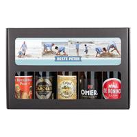 Bierpakket voor peter - Belgisch