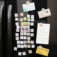 Kikkerland Metrokaart magneten (set van 50) - New York