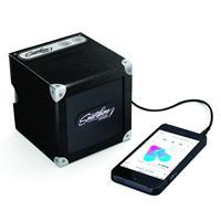 luckies Smartphone speaker 2.0 - Zwart