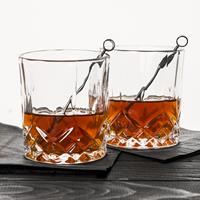 Kikkerland Whiskey Tumblers