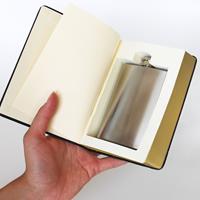 Suckuk Flask in a Book
