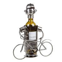 Wijnfleshouder Wielrenner