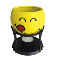 Zak Designs Smiley 2.0 Fondueset Chocolade Emoticon Yummy