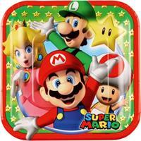 Nintendo Bordjes Super Mario klein