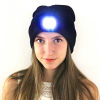 Kikkerland Muts met LED-verlichting