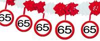 Slinger onderhangend verkeersbord 65