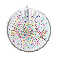 Confetti Party Honeycomb 45cm