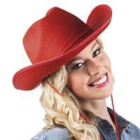 Cowboyhoed Kentucky rood