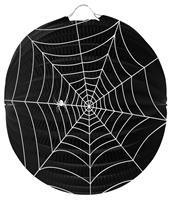 Lampion Spinnenweb 22cm