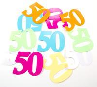 Jumbo confetti 50 jaar