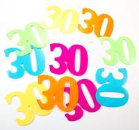 Jumbo confetti 30 jaar