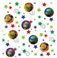 Nickelodeon confetti Ninja Turtles gram