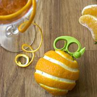Pelegdesign Zesty fruitrasp en -schiller