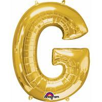 Anagram Mega grote gouden ballon letter G