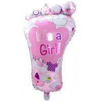 Folat Folieballon its a girl 70 cm